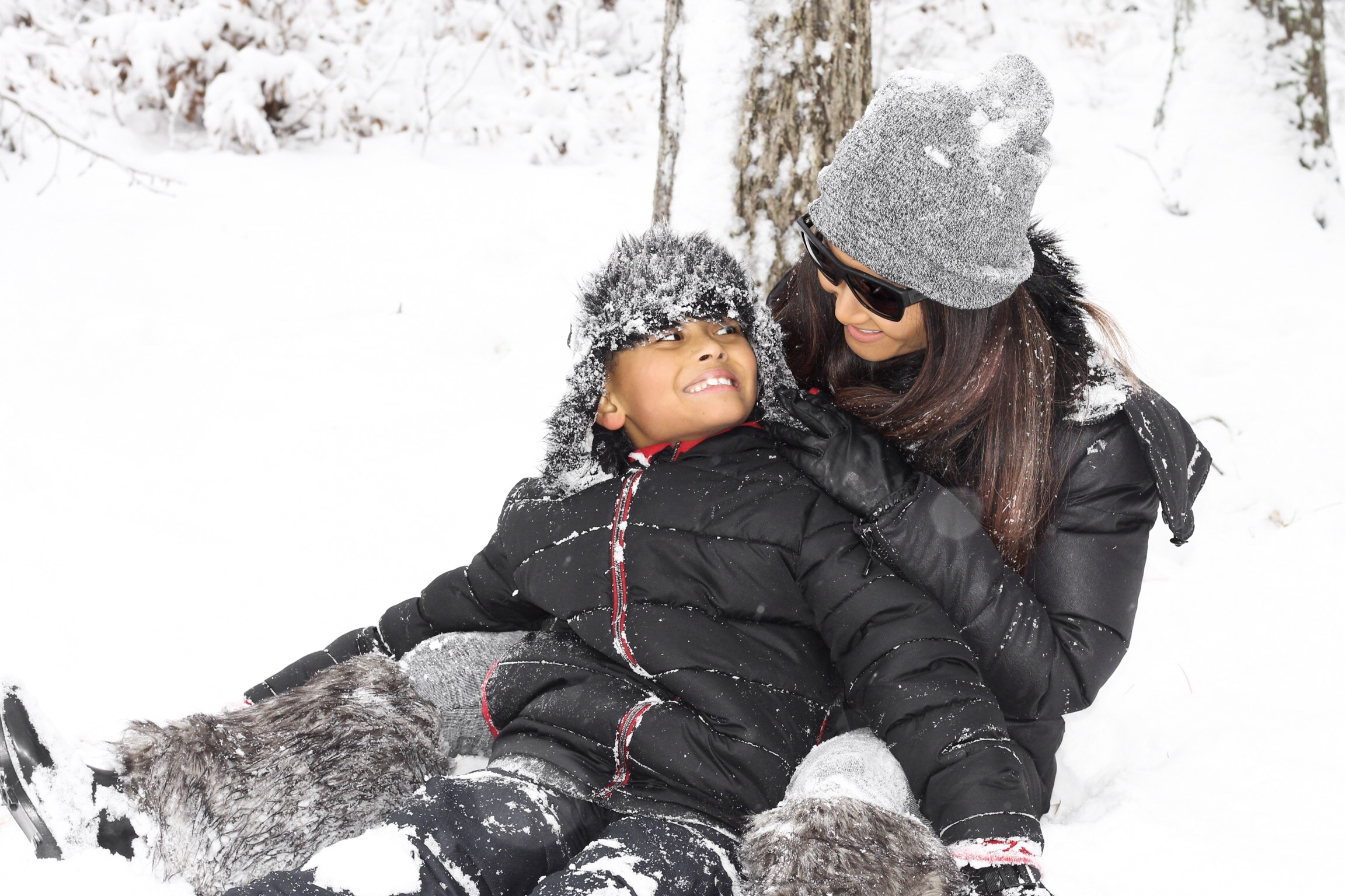 Snow suit, snow gear, target models, target stores, snow day, modern mom, mom blogger,