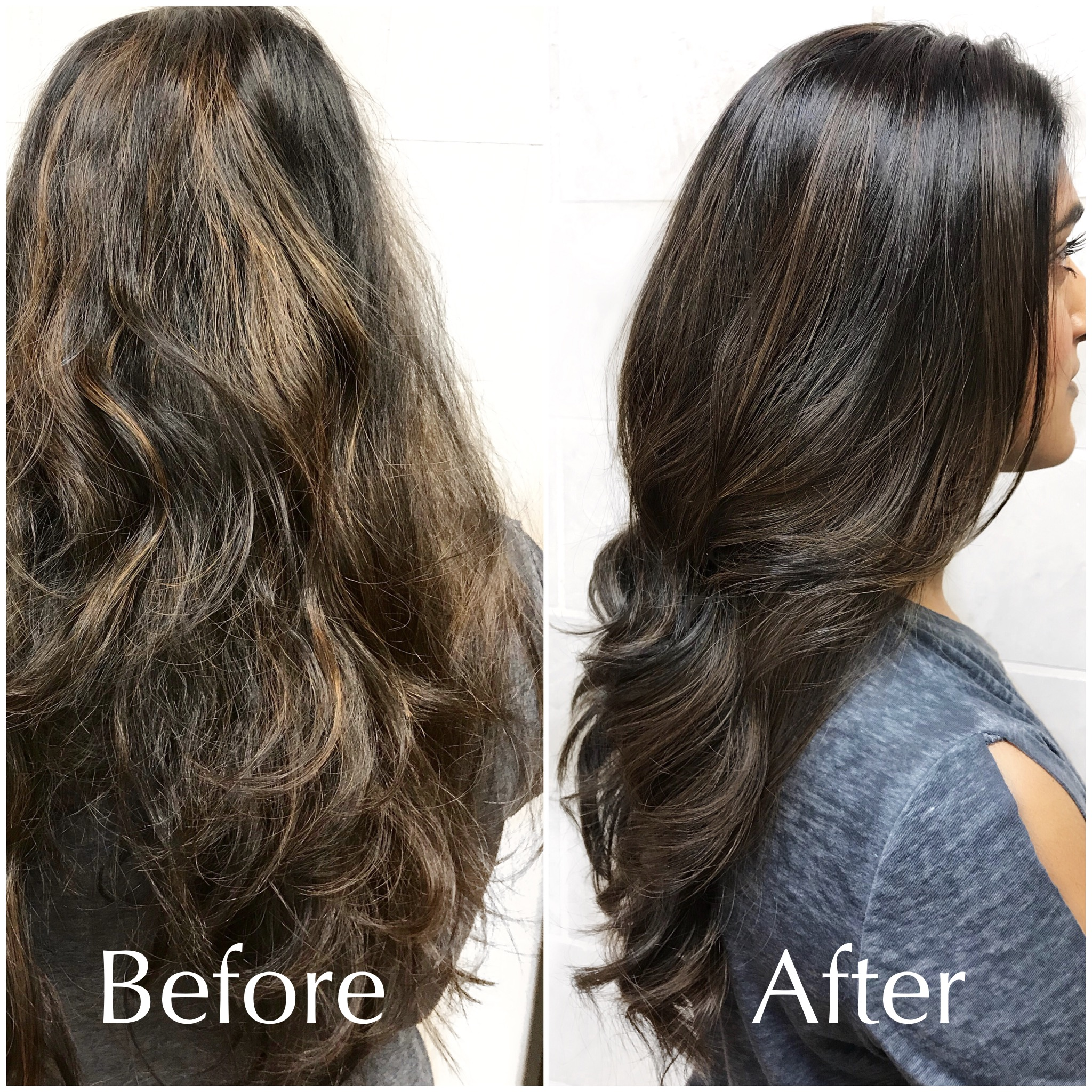 Color Correction Modern Style Mom