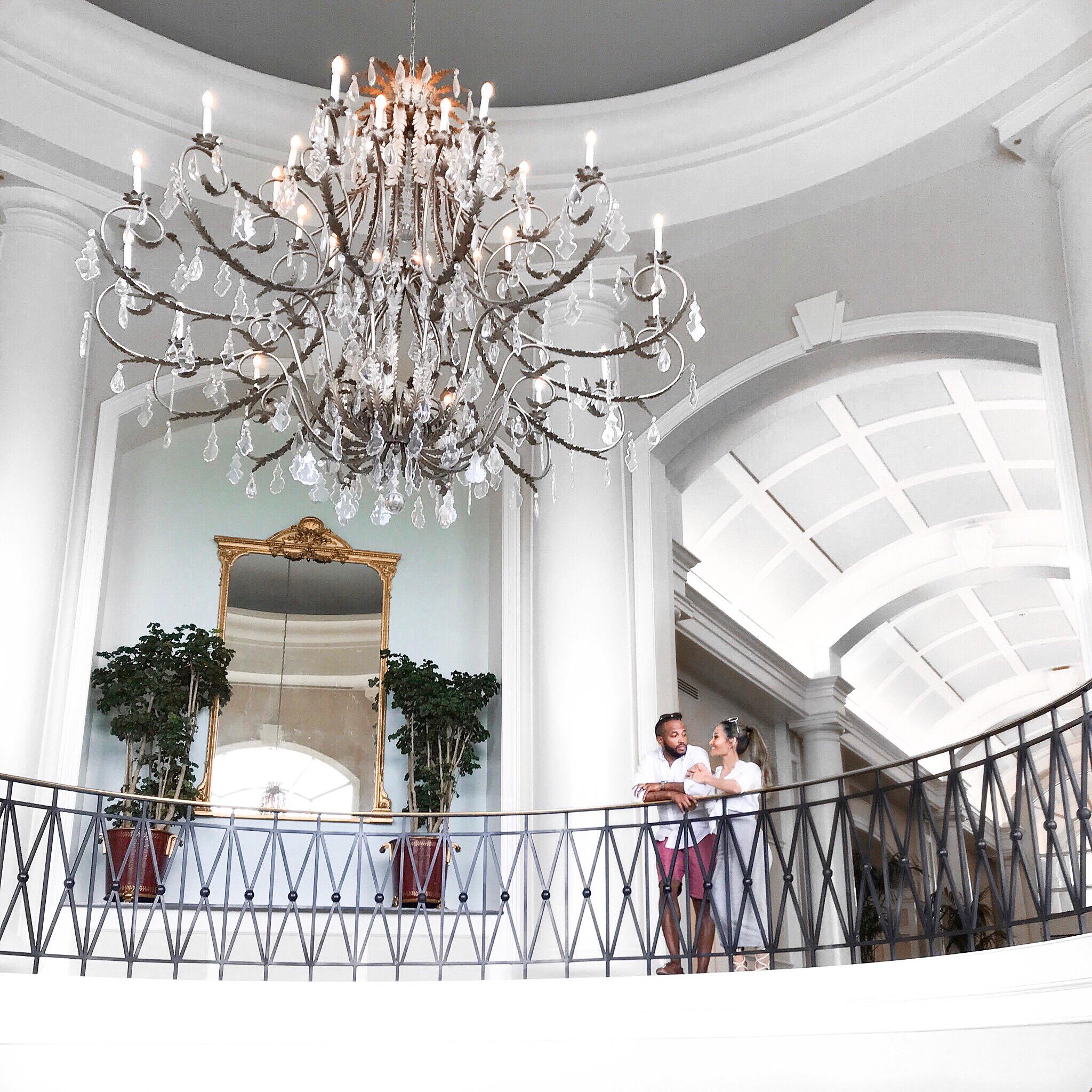 Ballantyne Hotel, Ballantyne Resort and spa, Ballantyne Hotel Charlotte, Ballantyne Hotel Lobby