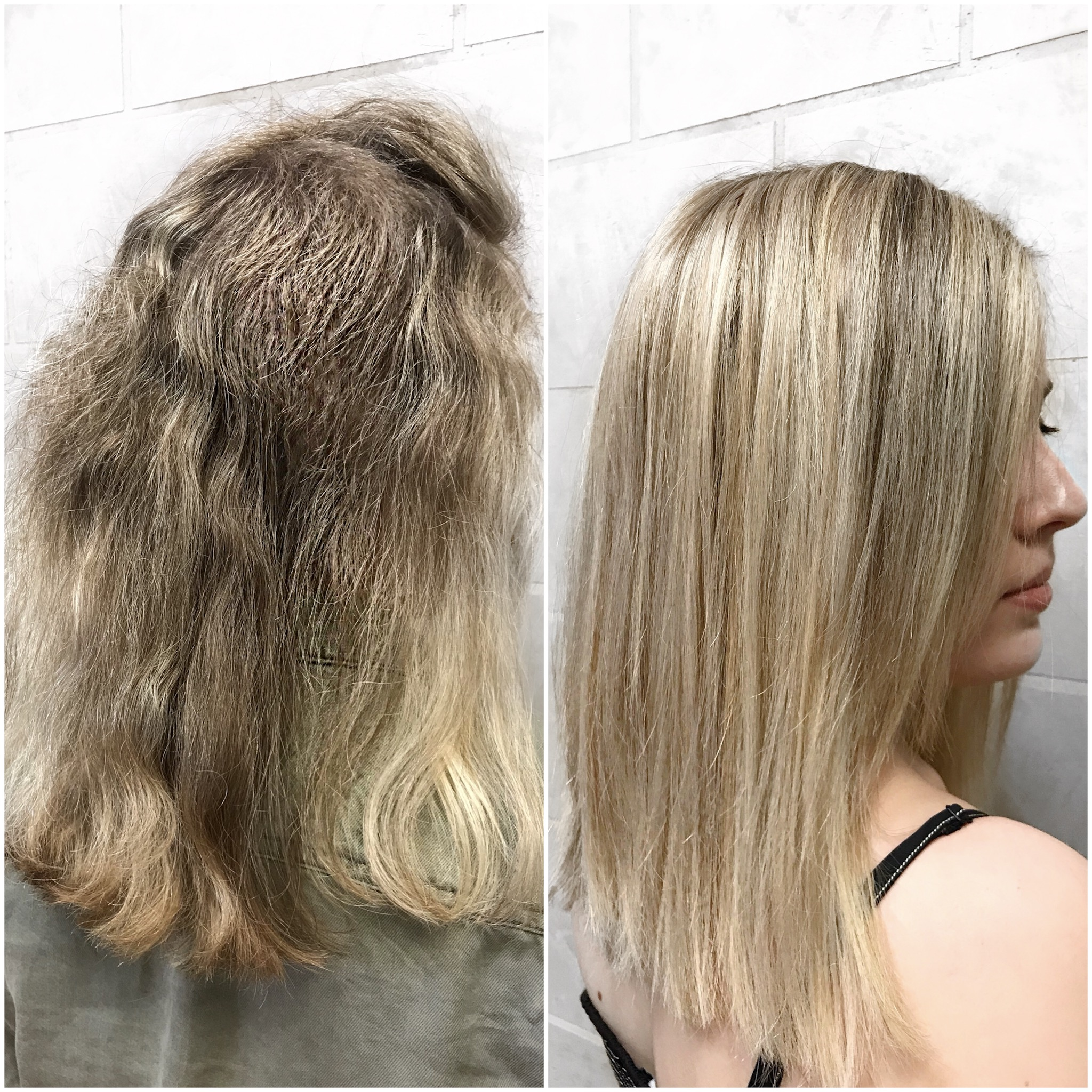 Trichotillomania hair stylist in charlotte, cancer wigs charlotte, hair extensions for cancer patients charlotte, micro bead hair extensions charlotte