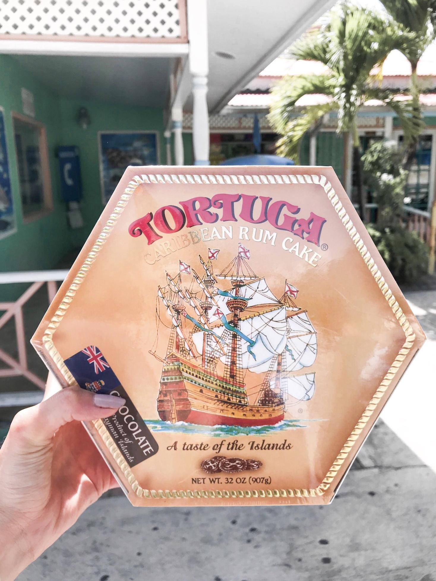 Tortuga Rum Shop , Grand Cayman, Tortuga Rum Cake
