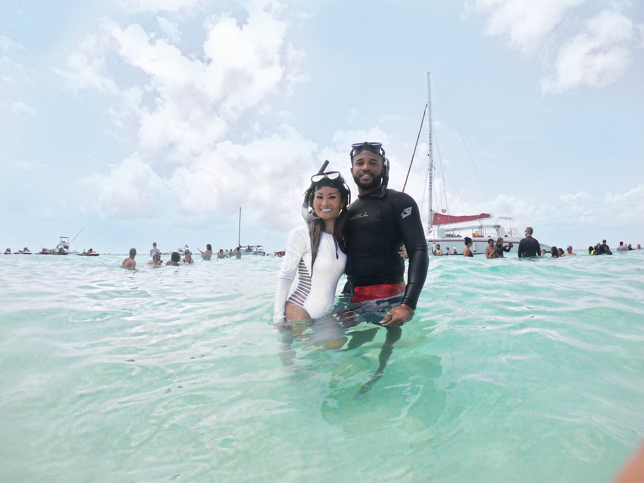 Red Sail Sports, stingray city grand cayman