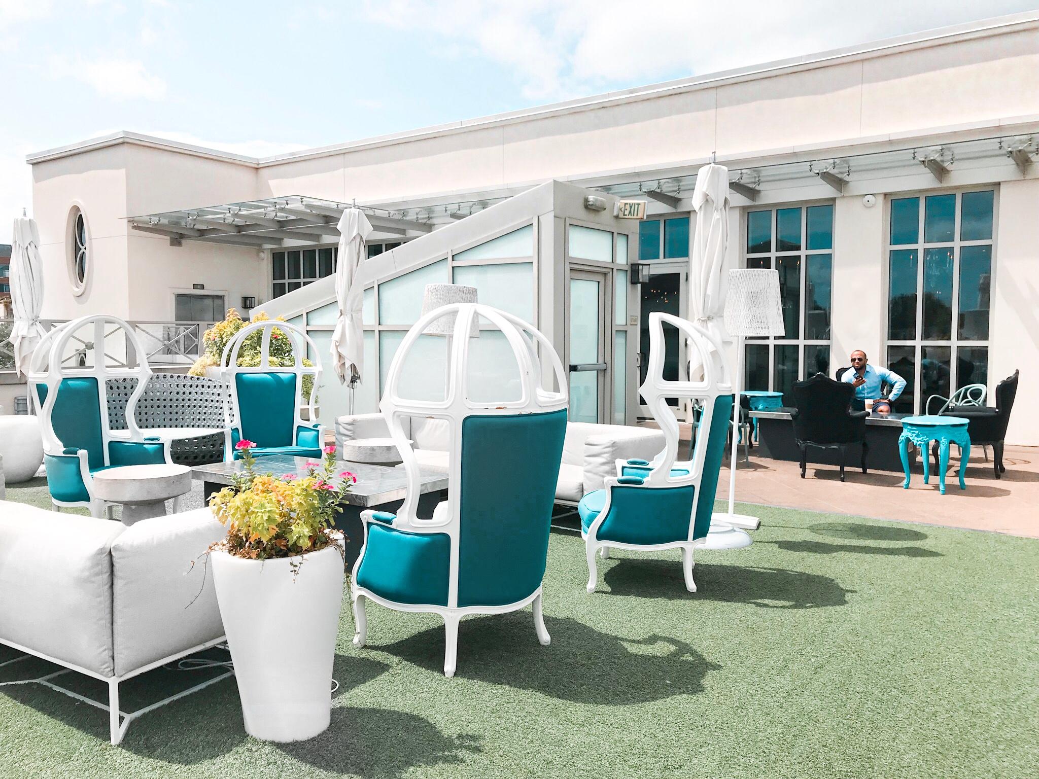 Grand Bohemian Rooftop Lounge