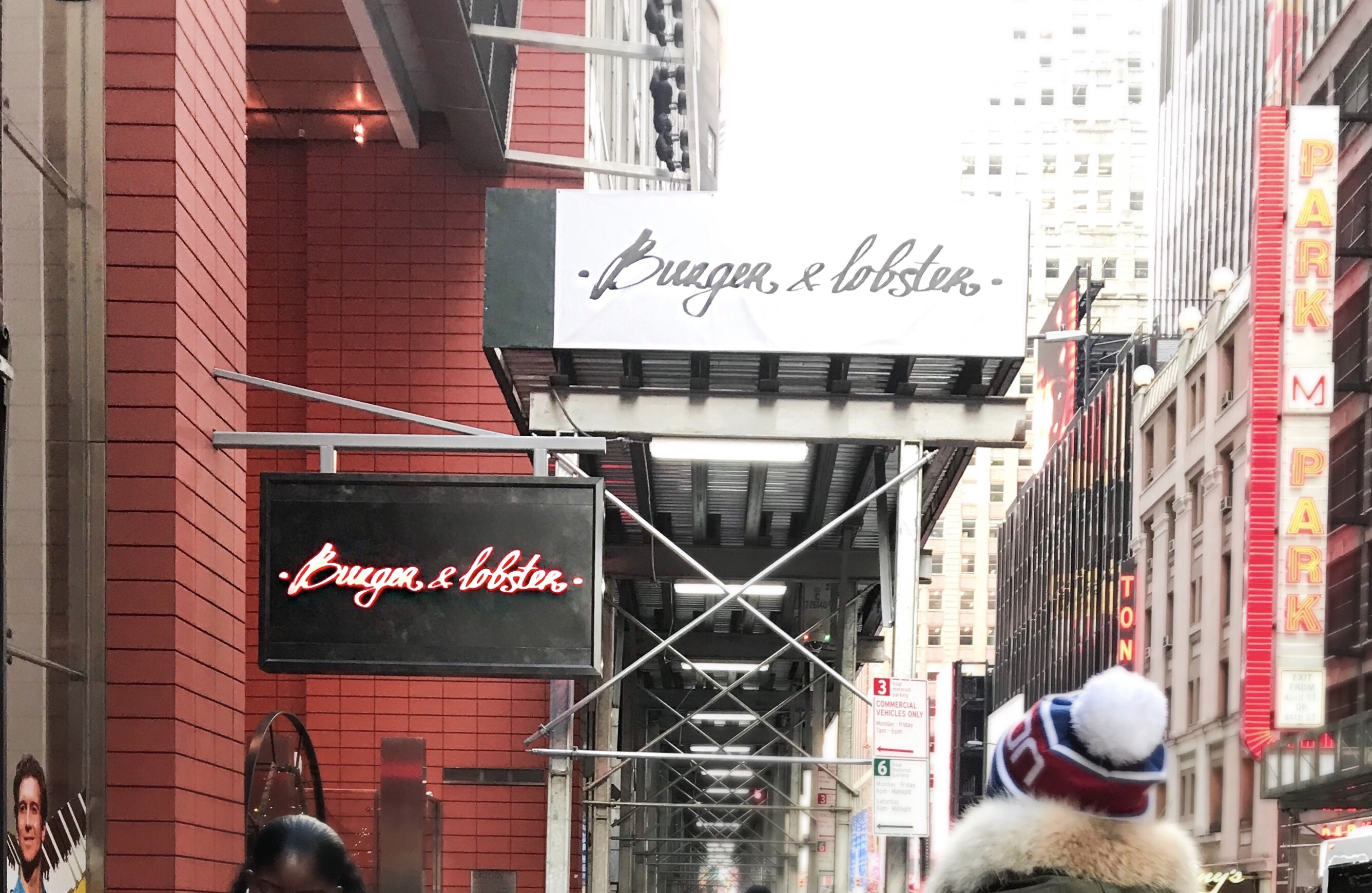 Burger & Lobster NYC