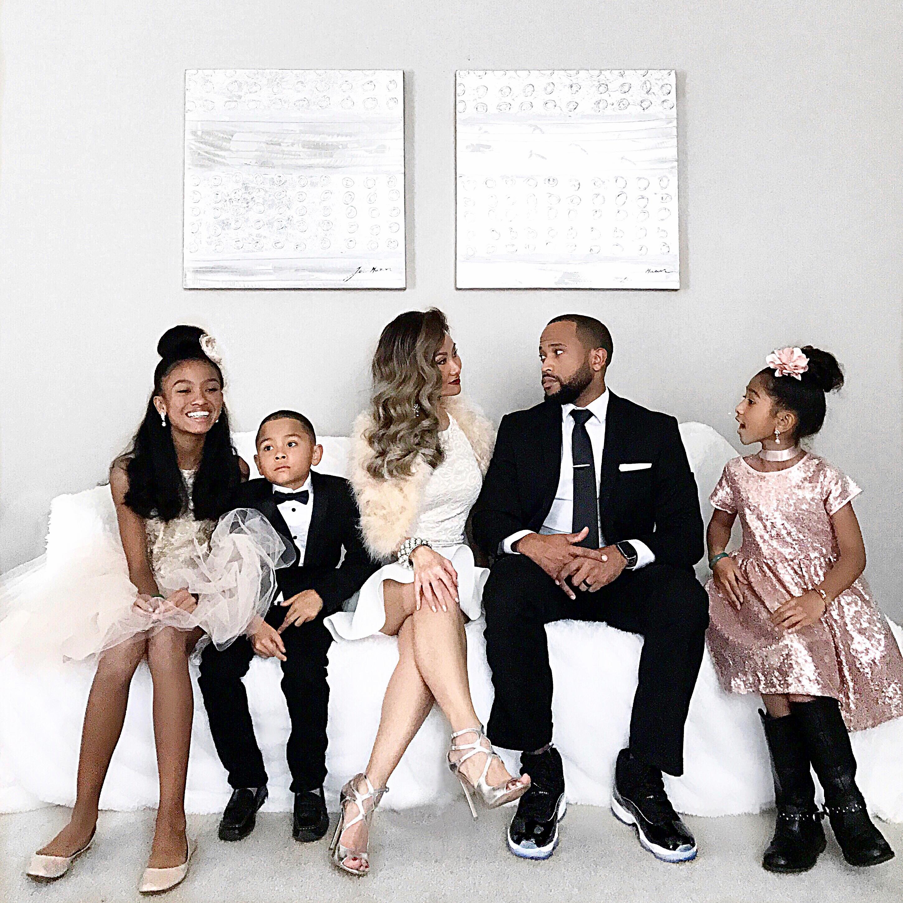 Family Goals , Blasian Family , Family Style
