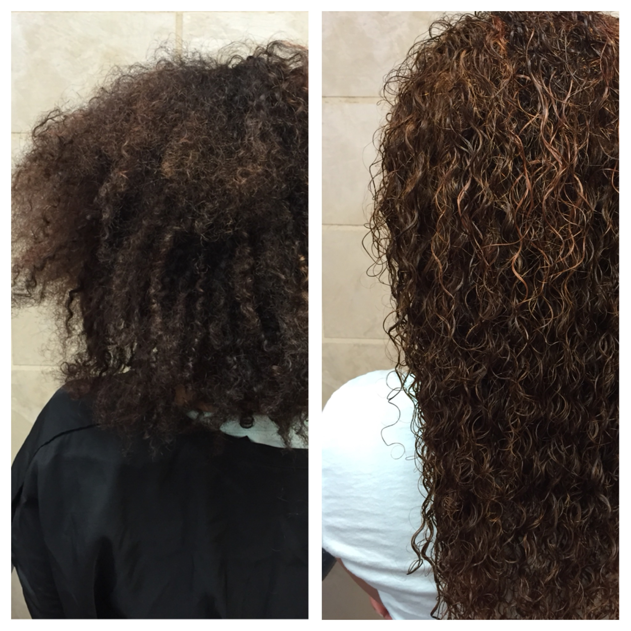 Natural curly hair extensions Charlotte, NC