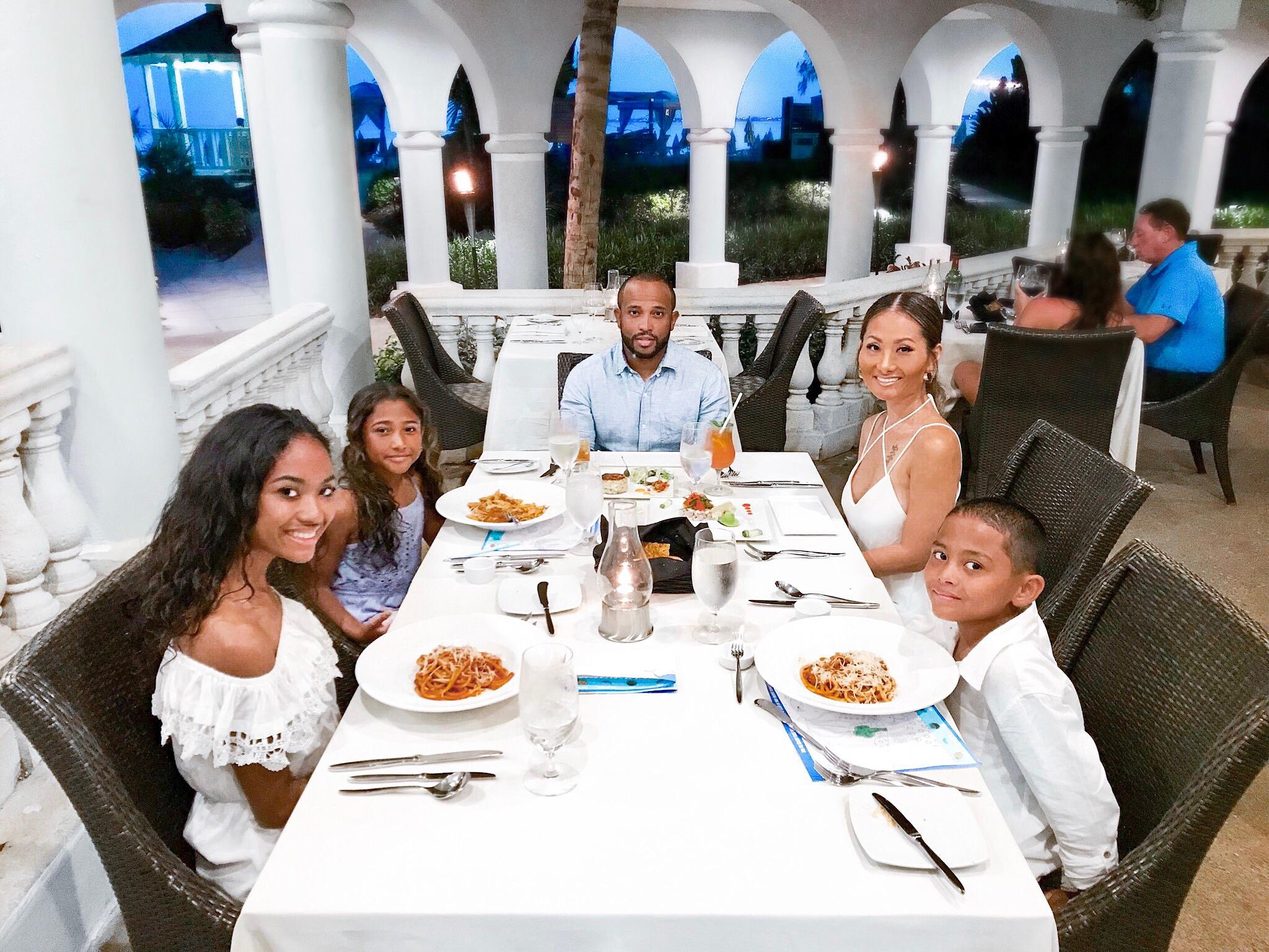 Westin grand cayman, Beach House Coastal Cuisine cayman