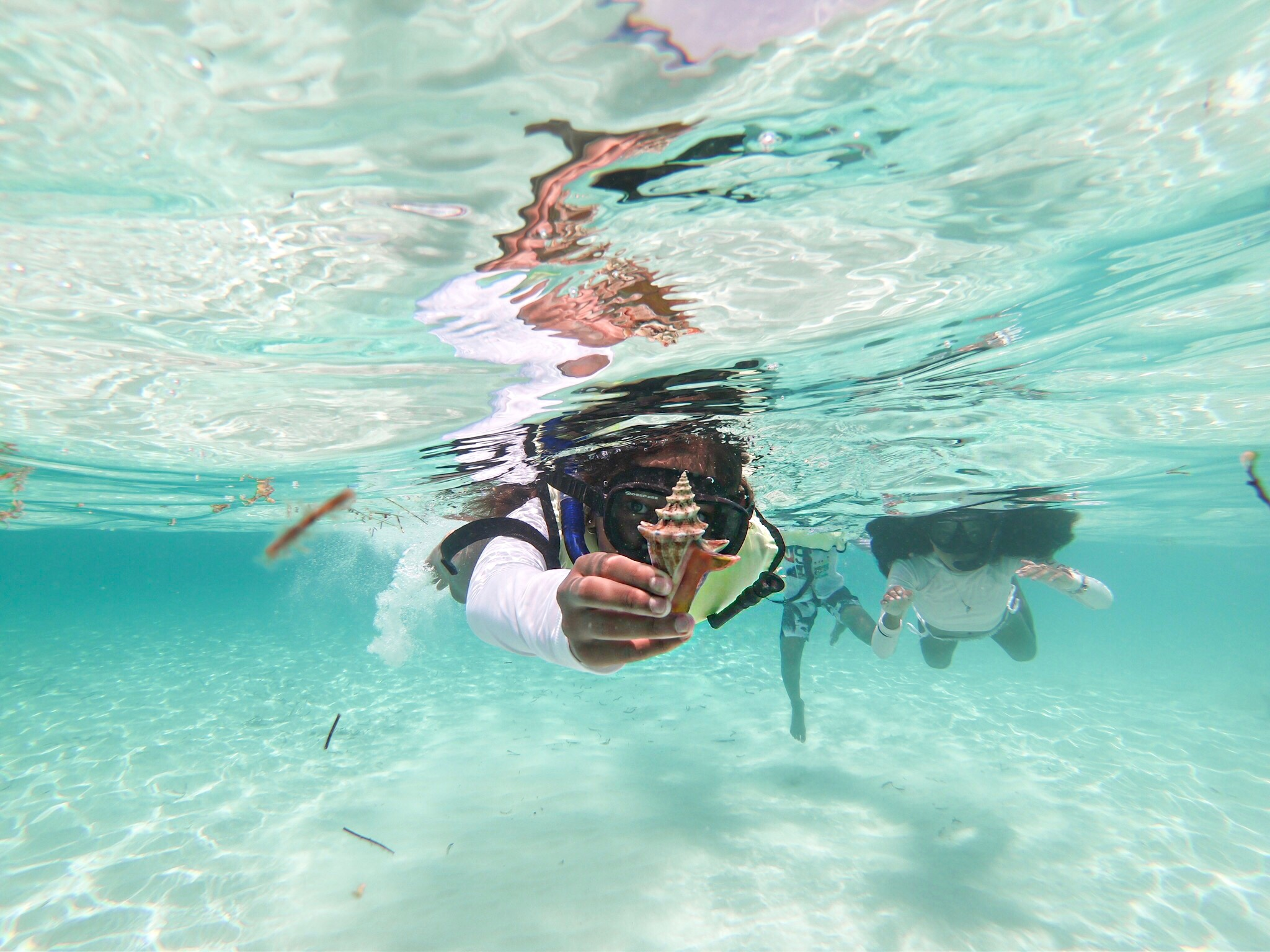 snorkle with kids in Grand Cayman Islands, stingray city, Georgetown Grand Cayman