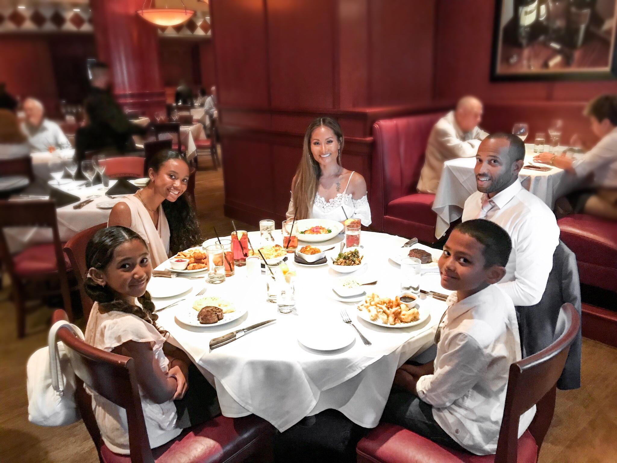Fleming's Steakhouse Menu, Fleming's Steakhouse Charlotte