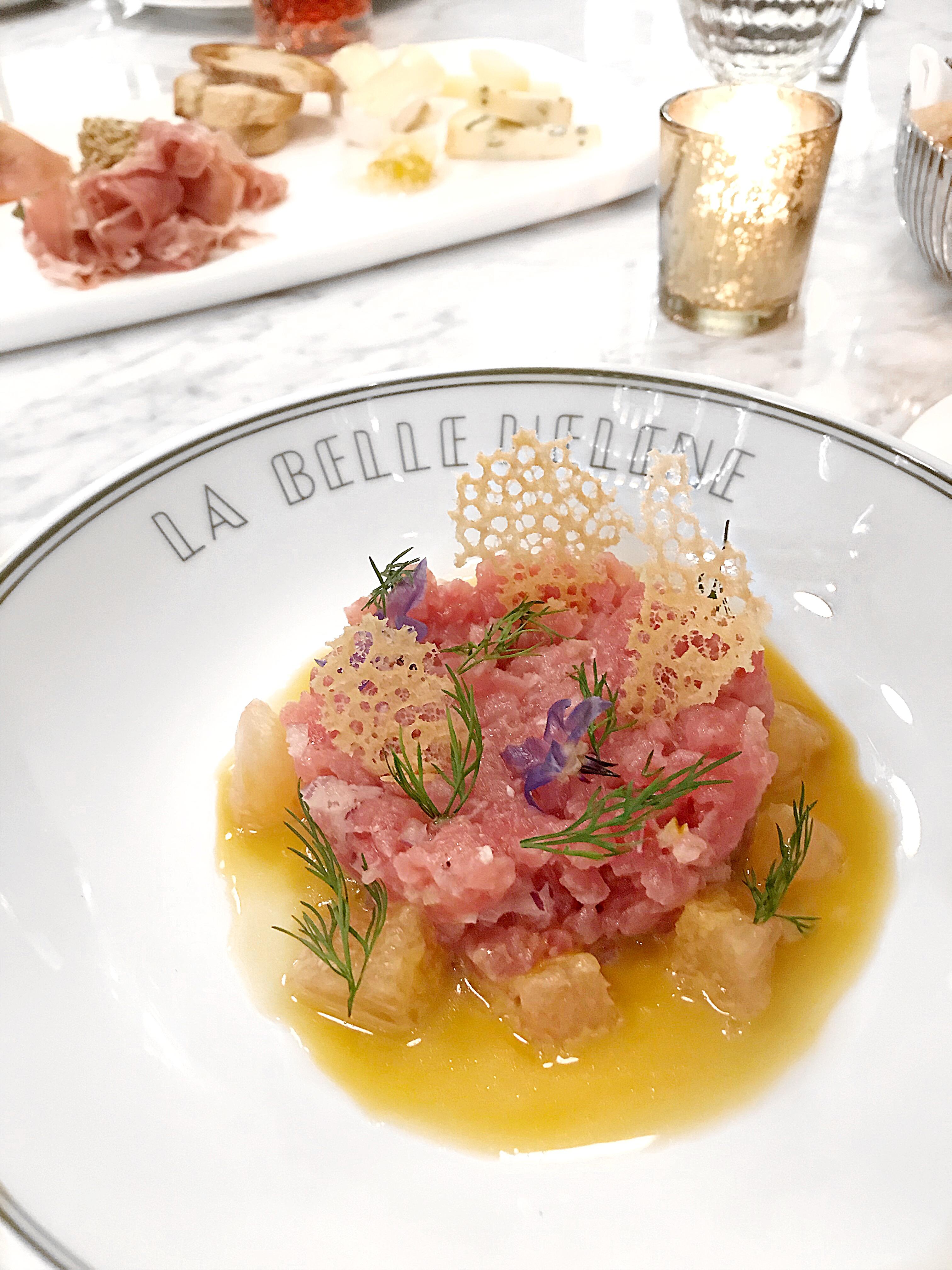 LaBelle Helene Charlotte, LaBelle Helene French Restaurant
