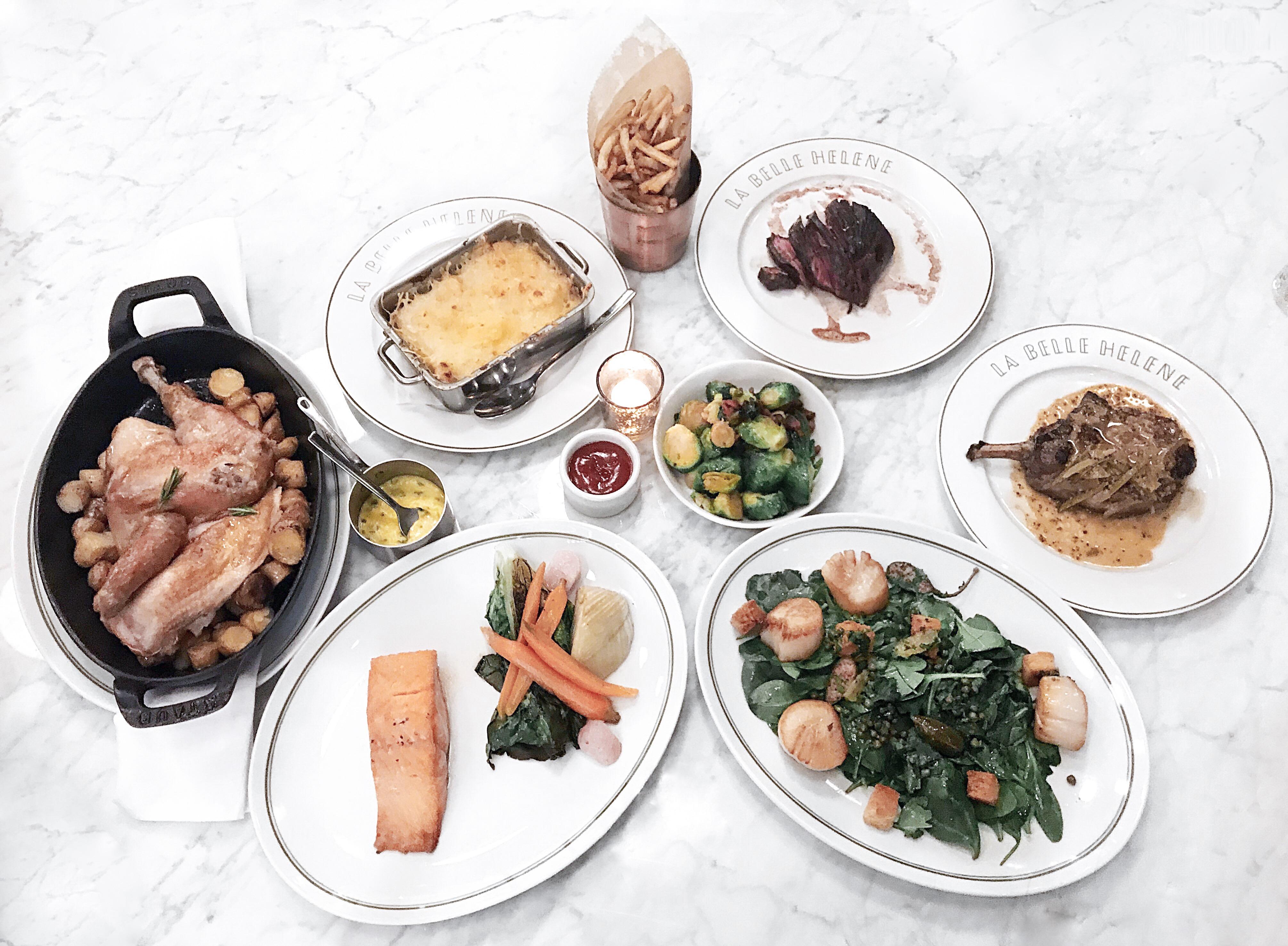La Belle Helene French Restaurant Charlotte
