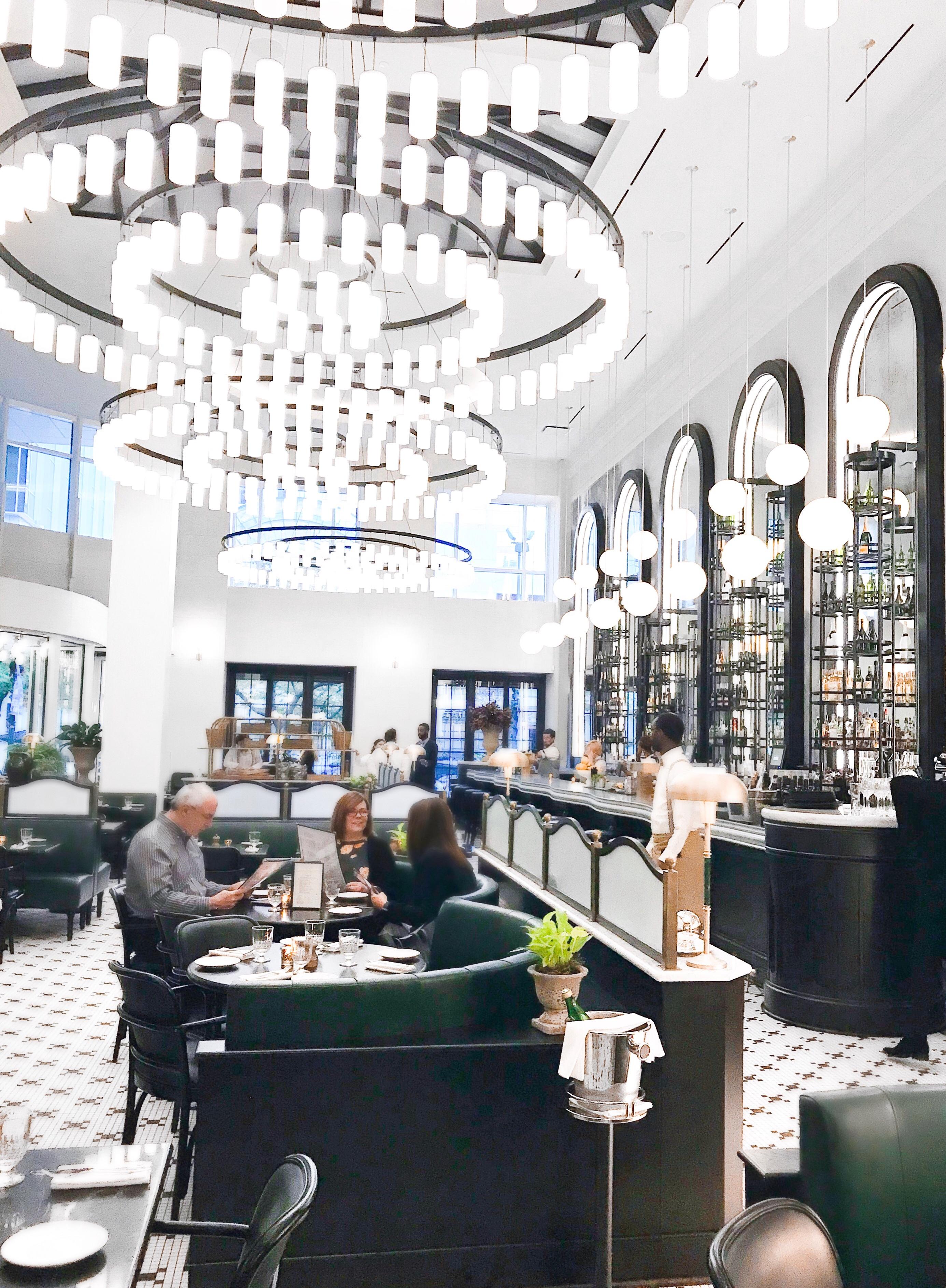 La Belle Helene Restaurant