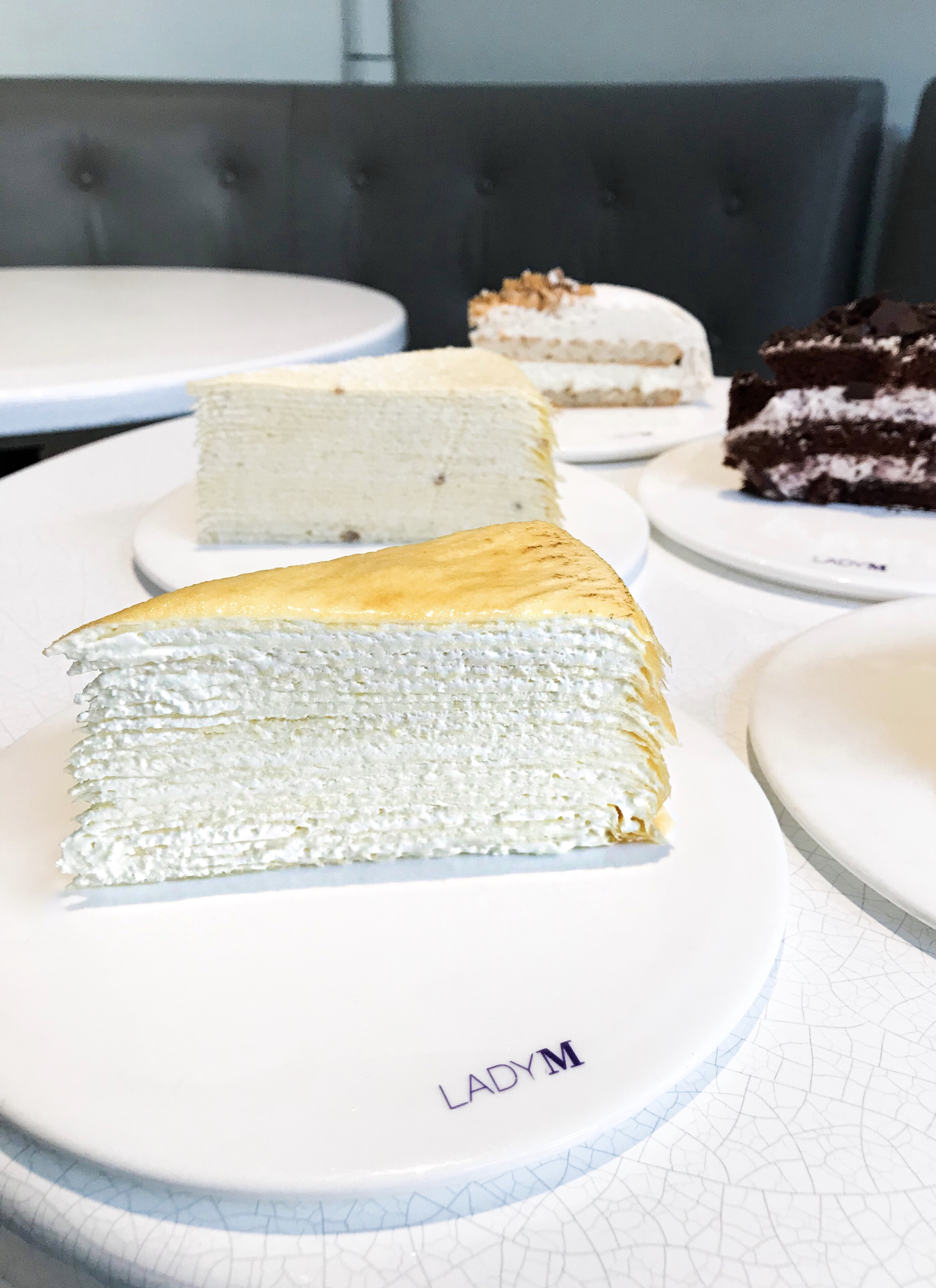 Crepe Cake, Lady M Cake Boutique